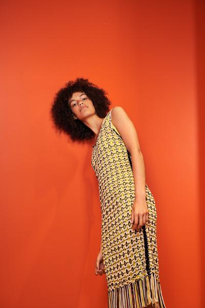 EDUN Spring 2018 Ready-to-Wear - Look #9
