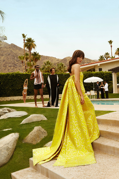 Elizabeth Kennedy Resort 2018 - Look #17