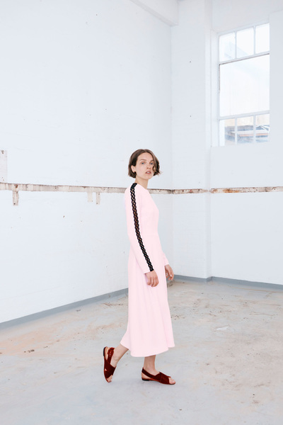 Emilia Wickstead Resort 2018 - Look #20