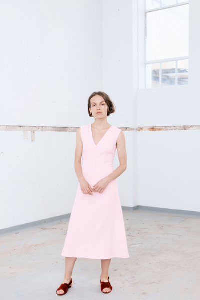 Emilia Wickstead Resort 2018 - Look #22