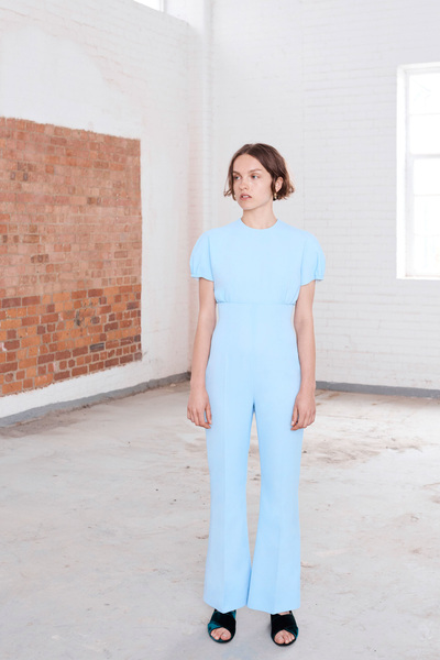 Emilia Wickstead Resort 2018 - Look #27