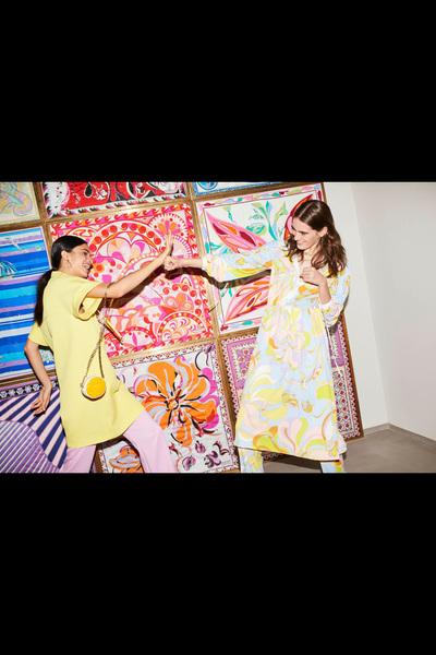 Emilio Pucci Resort 2018 - Look #25