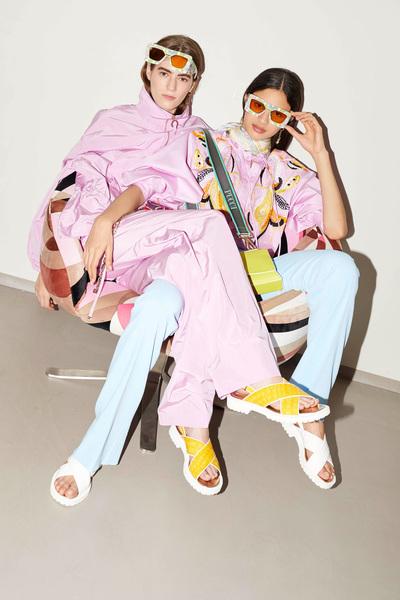 Emilio Pucci Resort 2018 - Look #26