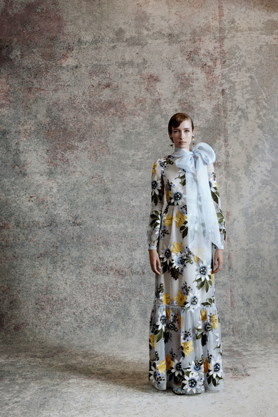 Erdem Resort 2018 - Look #14