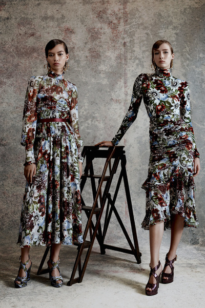 Erdem Resort 2018 - Look #16