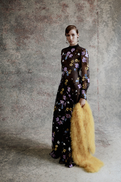 Erdem Resort 2018 - Look #20