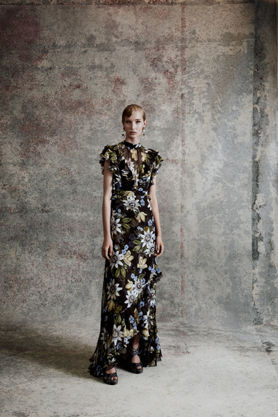 Erdem Resort 2018 - Look #21