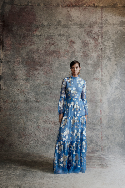 Erdem Resort 2018 - Look #23