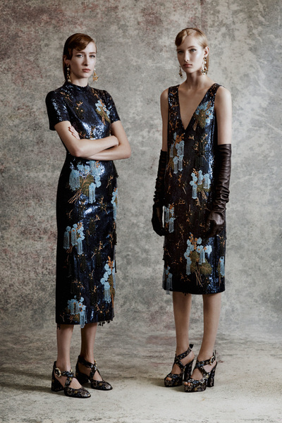 Erdem Resort 2018 - Look #3