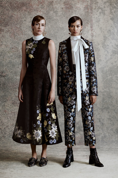 Erdem Resort 2018 - Look #4