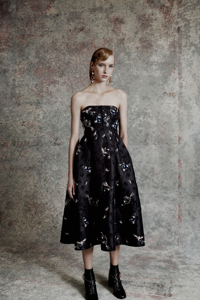 Erdem Resort 2018 - Look #5