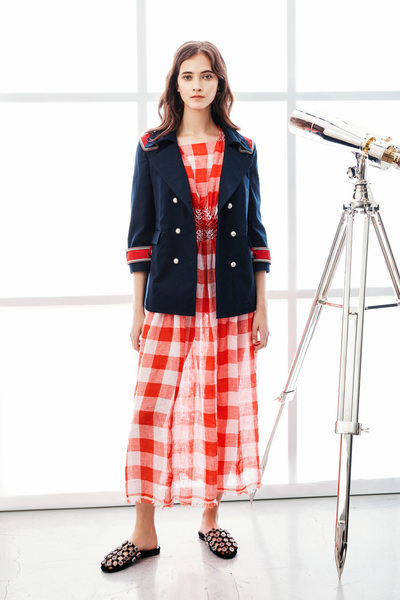 Ermanno Scervino Resort 2018 - Look #26