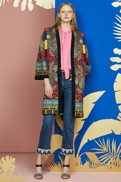 Etro Resort 2018 - Look #1