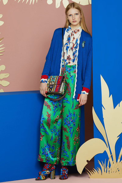 Etro Resort 2018 - Look #11