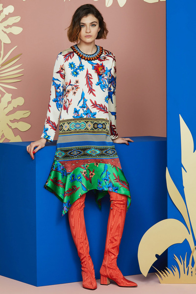 Etro Resort 2018 - Look #12