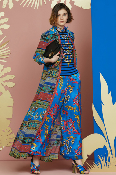 Etro Resort 2018 - Look #13