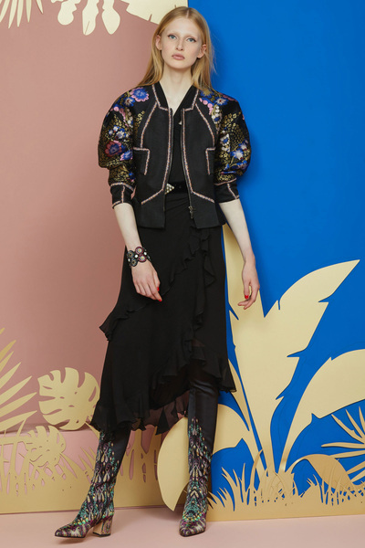 Etro Resort 2018 - Look #18