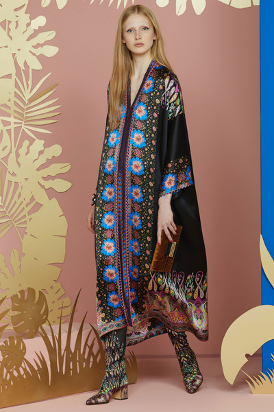 Etro Resort 2018 - Look #19
