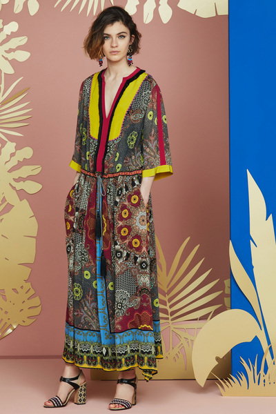 Etro Resort 2018 - Look #5