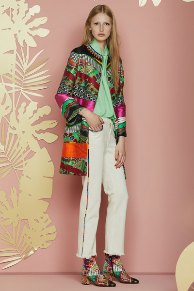 Etro Resort 2018 - Look #9