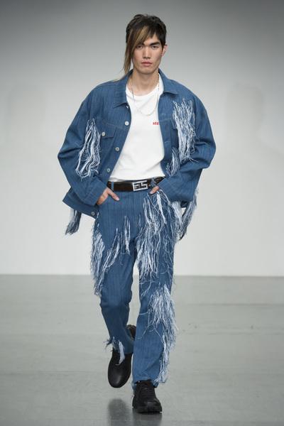 Faustine Steinmetz Spring 2018 Ready-to-Wear - Look #11