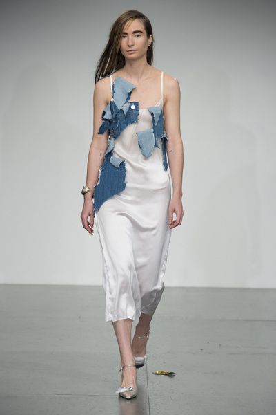 Faustine Steinmetz Spring 2018 Ready-to-Wear - Look #16