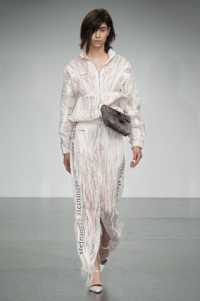 Faustine Steinmetz Spring 2018 Ready-to-Wear - Look #2