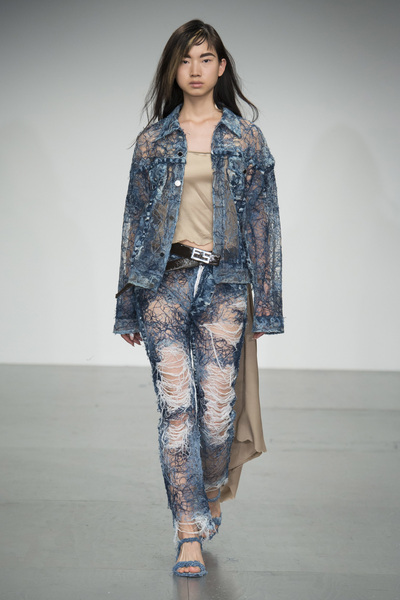 Faustine Steinmetz Spring 2018 Ready-to-Wear - Look #24