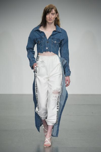 Faustine Steinmetz Spring 2018 Ready-to-Wear - Look #4