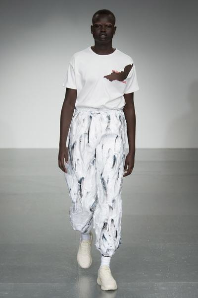 Faustine Steinmetz Spring 2018 Ready-to-Wear - Look #6