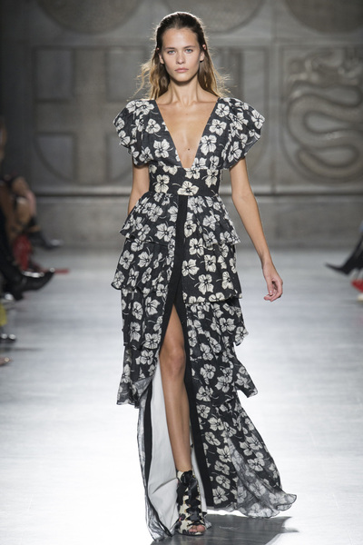 Fausto Puglisi Spring 2018 Ready-to-Wear - Look #15