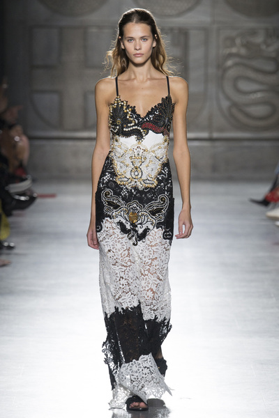 Fausto Puglisi Spring 2018 Ready-to-Wear - Look #35