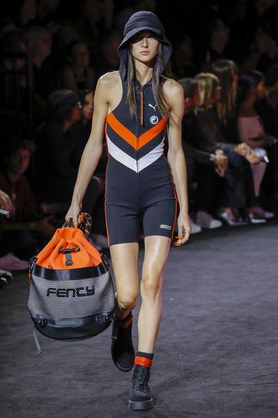 Fenty X Puma Spring 2018 Ready-to-Wear - Look #20