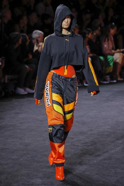 Fenty X Puma Spring 2018 Ready-to-Wear - Look #25