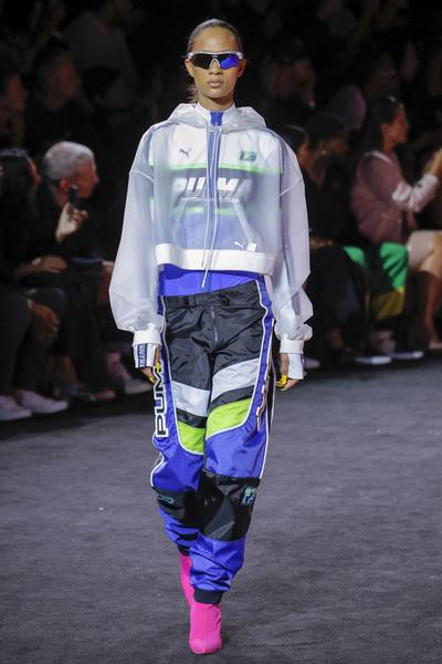 Fenty X Puma Spring 2018 Ready-to-Wear - Look #54