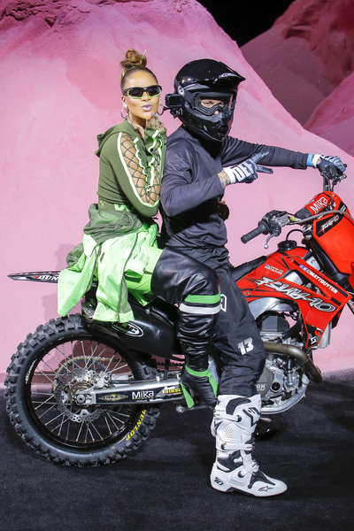 Fenty X Puma Spring 2018 Ready-to-Wear - Look #56