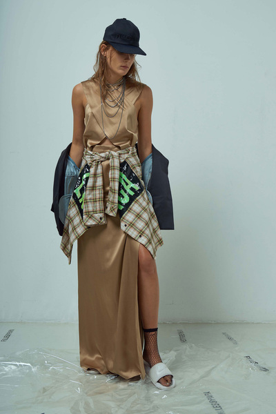 Filles A Papa Spring 2018 Ready-to-Wear - Look #10