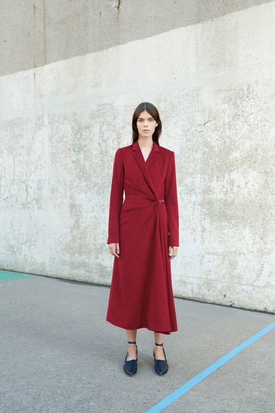 Gabriela Hearst Resort 2018 - Look #24