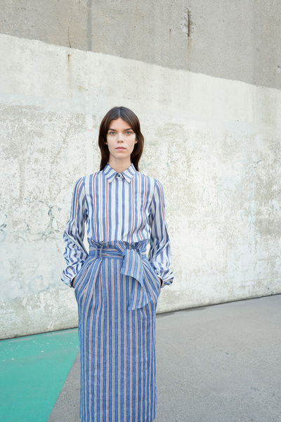 Gabriela Hearst Resort 2018 - Look #27