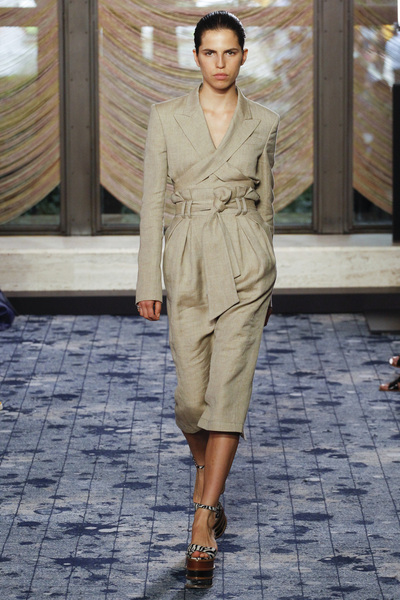Gabriela Hearst Spring 2018 Ready-to-Wear - Look #10