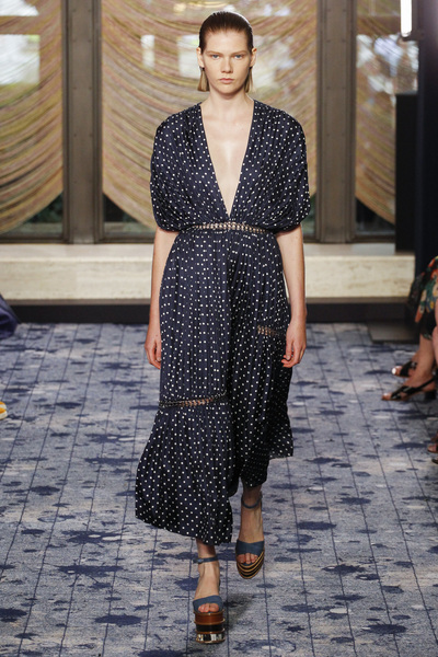 Gabriela Hearst Spring 2018 Ready-to-Wear - Look #17