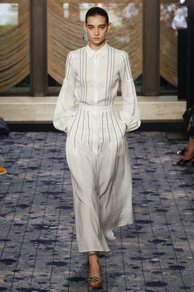 Gabriela Hearst Spring 2018 Ready-to-Wear - Look #24