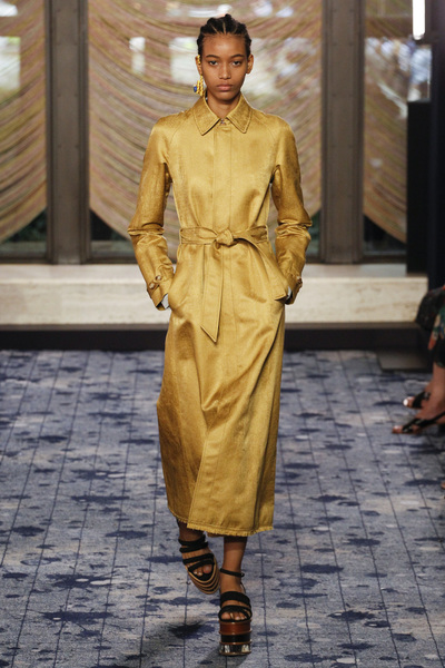 Gabriela Hearst Spring 2018 Ready-to-Wear - Look #33