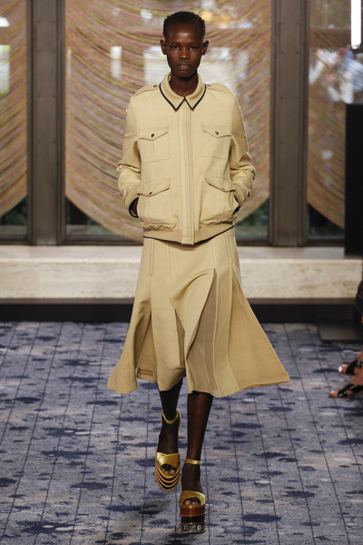 Gabriela Hearst Spring 2018 Ready-to-Wear - Look #4