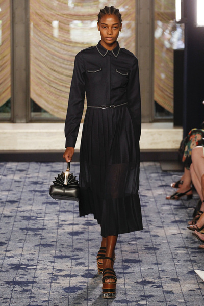 Gabriela Hearst Spring 2018 Ready-to-Wear - Look #7