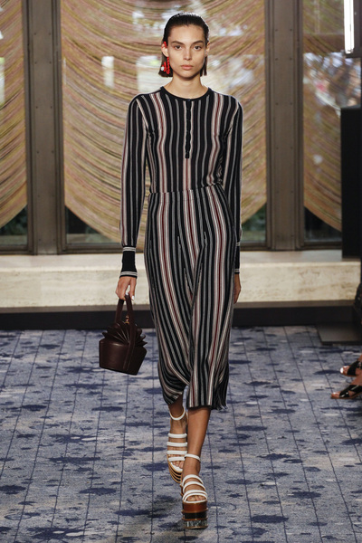 Gabriela Hearst Spring 2018 Ready-to-Wear - Look #8