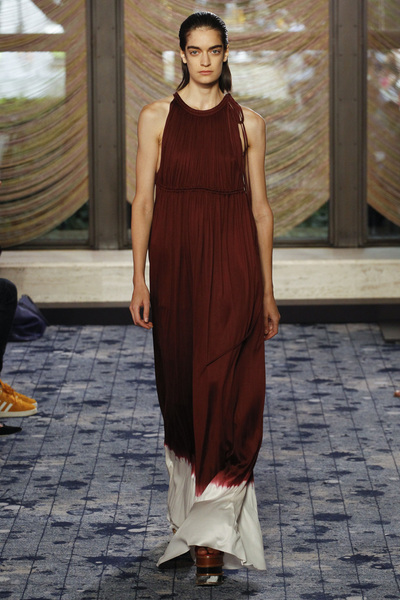 Gabriela Hearst Spring 2018 Ready-to-Wear - Look #9