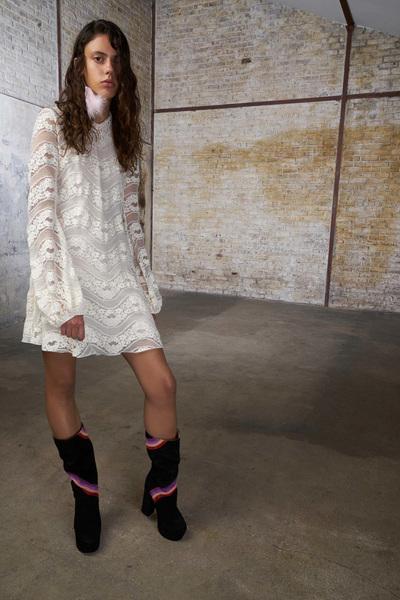 GIAMBA Spring 2018 Ready-to-Wear - Look #12