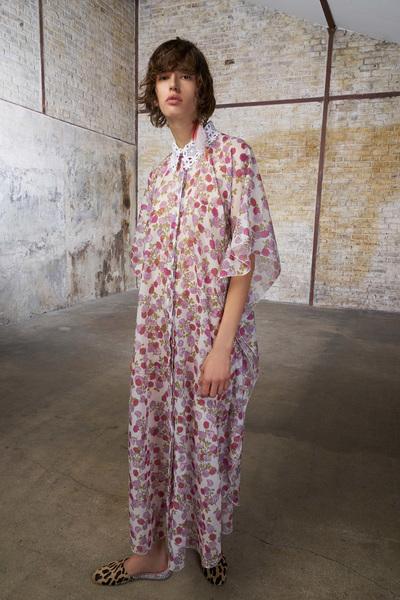 GIAMBA Spring 2018 Ready-to-Wear - Look #14