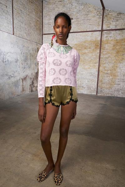 GIAMBA Spring 2018 Ready-to-Wear - Look #15
